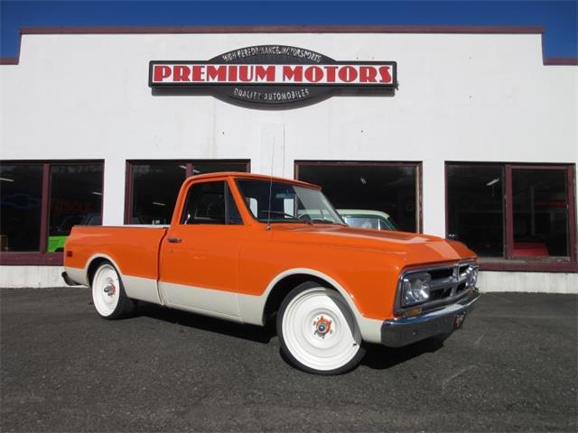 1967 GMC Truck   957882