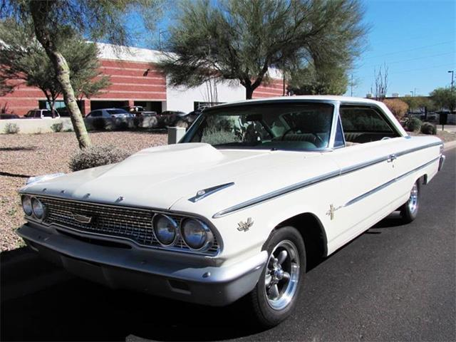 1963 Ford Galaxie 500 | 957885