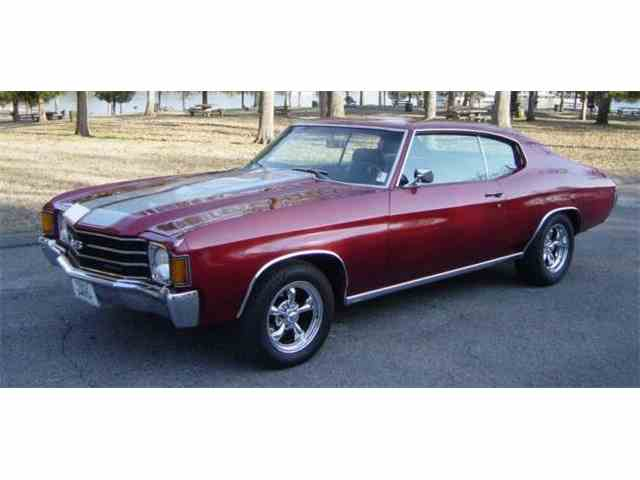 1972 Chevrolet Chevelle | 957890