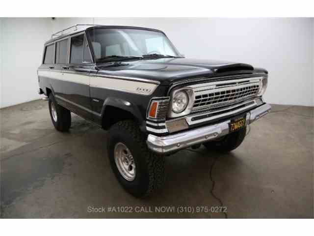 1973 Jeep Wagoneer | 957898