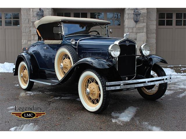 1931 Ford Model A | 957900