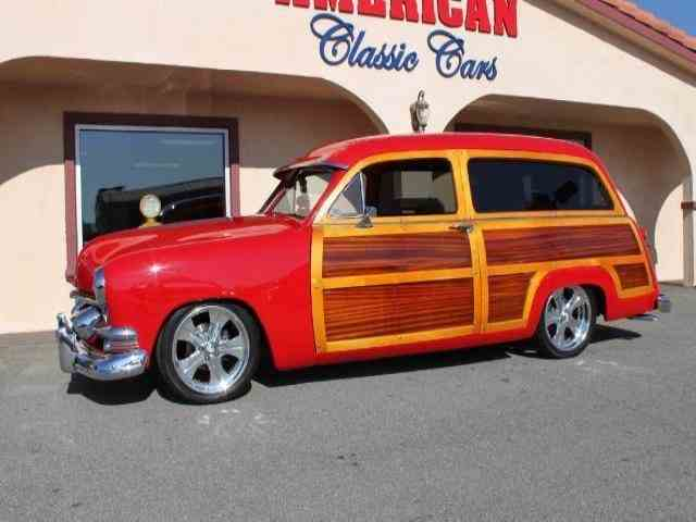 1951 Ford Woody Wagon | 957903
