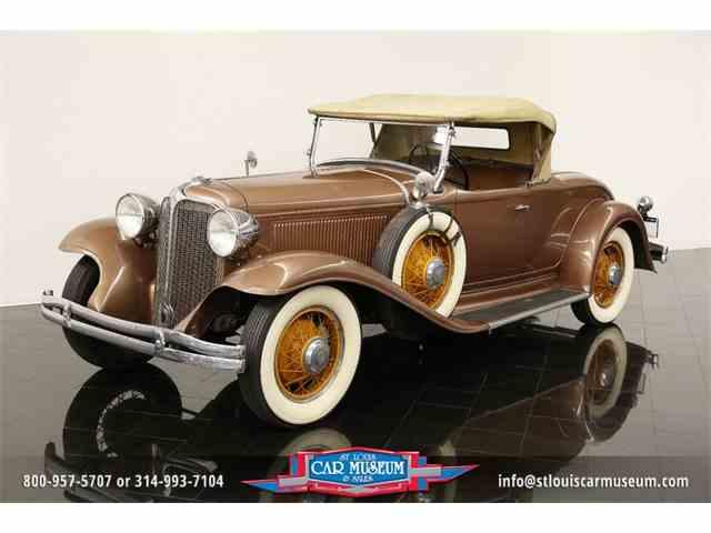1931 Chrysler CD Eight Sport Roadster | 957907