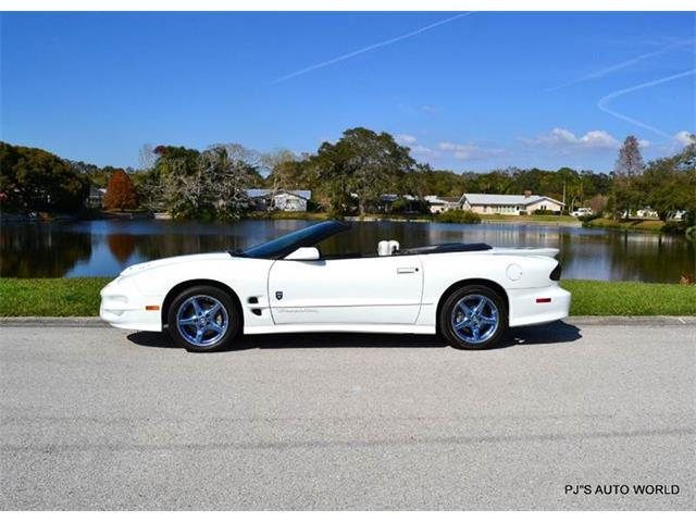 1999 Pontiac Firebird   957911