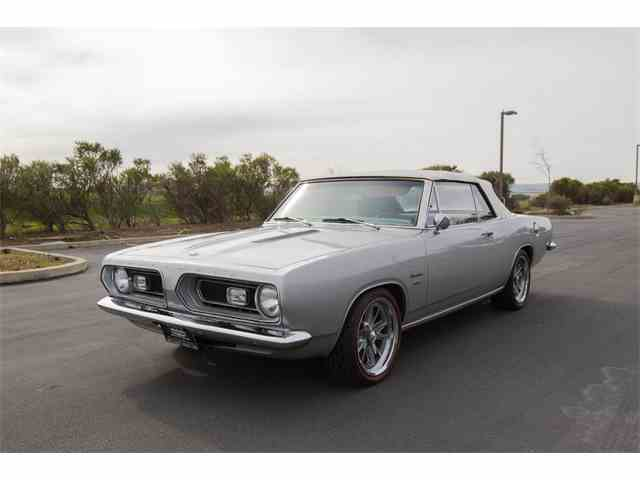 1967 Plymouth Barracuda | 957912