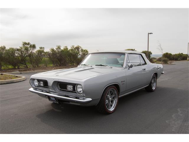 1967 Plymouth Barracuda   957912