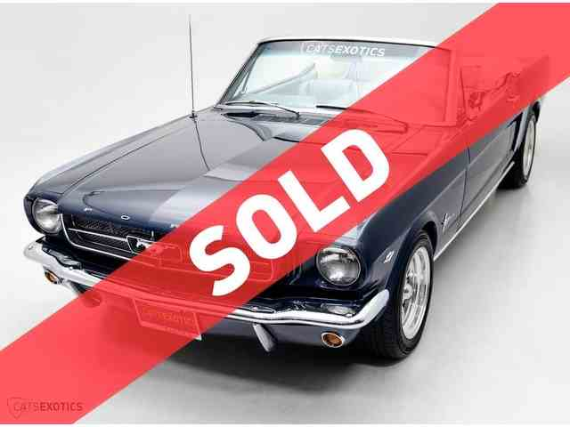 1965 Ford Mustang | 957921