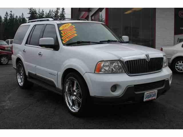 2003 Lincoln Navigator | 957925