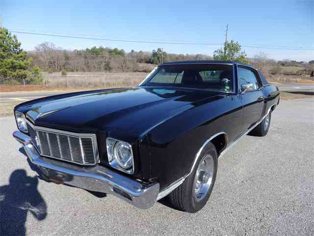 1971 Chevrolet Monte Carlo | 957928