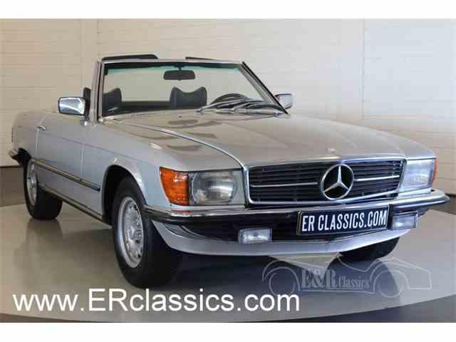 1978 Mercedes-Benz 280SL   957929