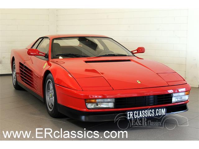 1991 Ferrari Testarossa   957930