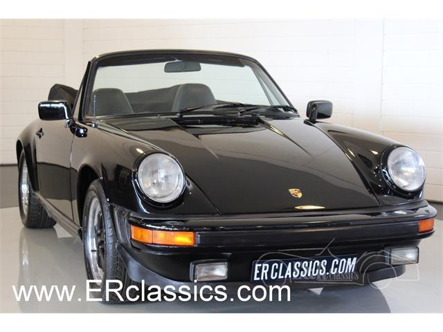 1983 Porsche 911SC   957932