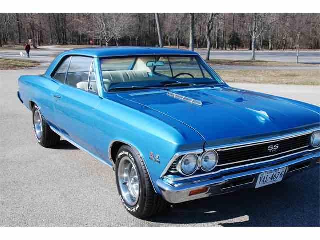 1966 Chevrolet Chevelle SS | 957938