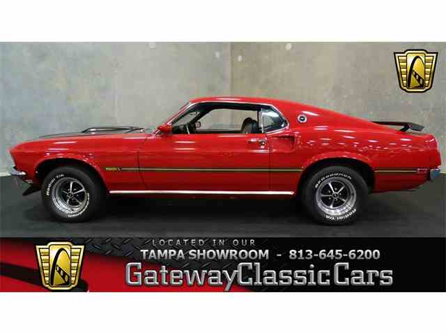 1969 Ford Mustang | 950794