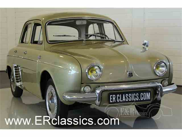 1964 Renault Dauphine | 957941