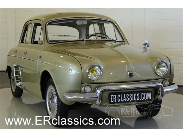 1964 Renault Dauphine   957941