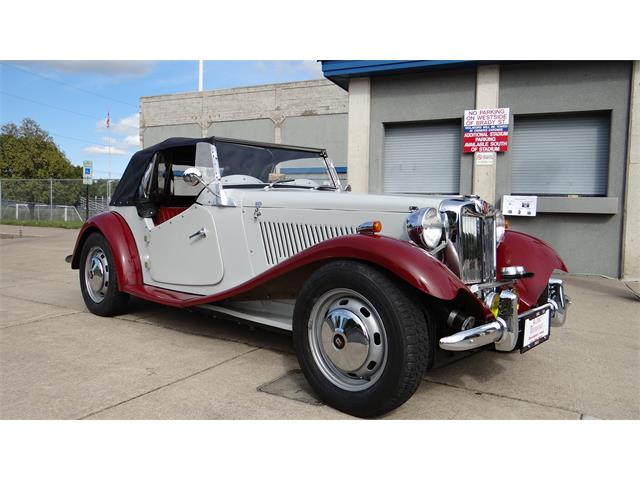 1952 MG TD | 957952