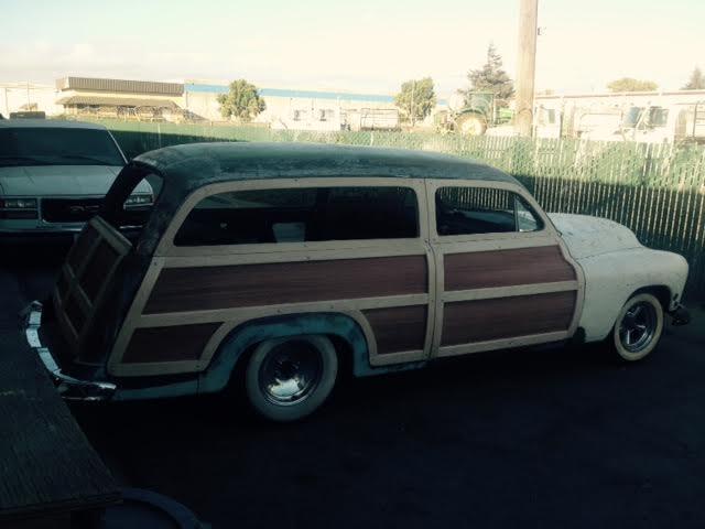 1949 Mercury woodie | 957955