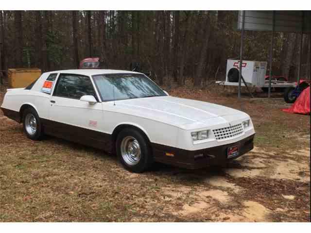1987 Chevrolet Monte Carlo SS Aerocoupe | 957956