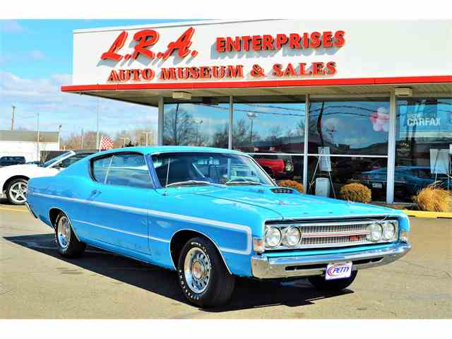 1969 ford torino gt richard petty edition 957957 - Ford Gran Torino Fastback