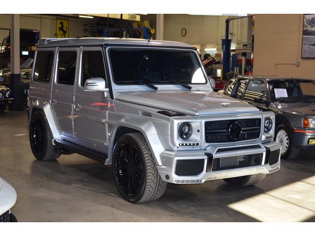 2015 Mercedes-Benz G550 by Brabus   957958