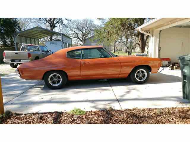 1971 Chevrolet Chevelle Malibu | 957959