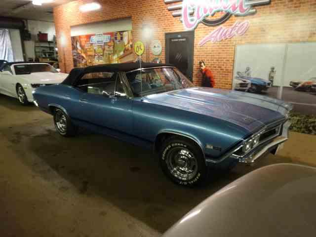 1968 Chevrolet Chevelle | 957983