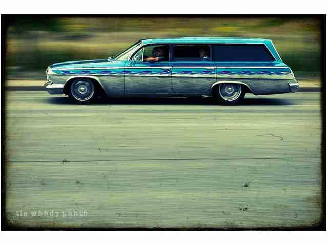 1962 Chevrolet Station Wagon | 957984
