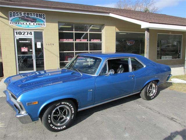 1969 Chevrolet Nova SS | 957986