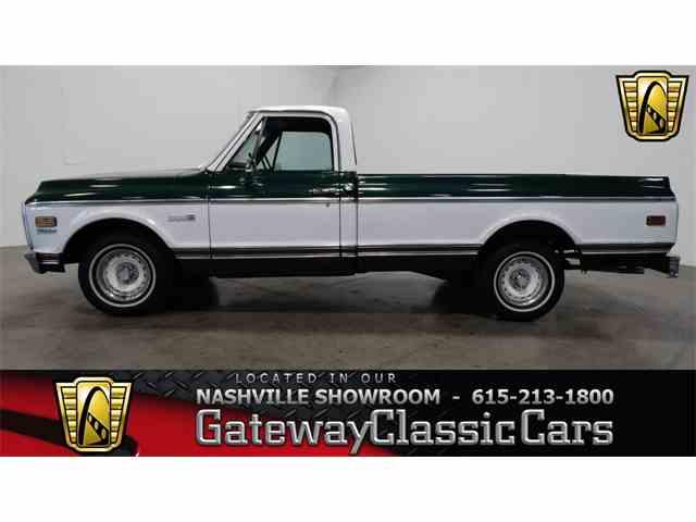 1972 Chevrolet C/K 10 | 950799