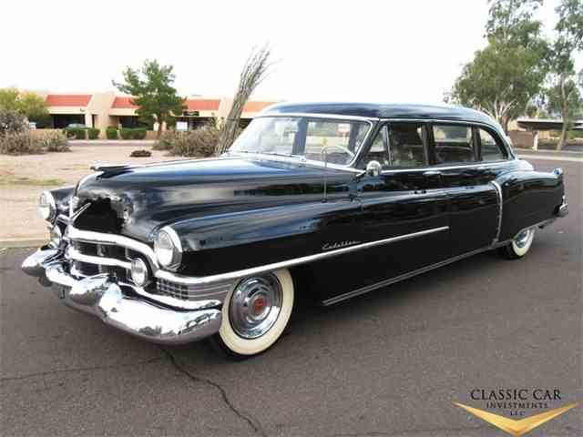 1951 Cadillac Fleetwood Limousine | 957996