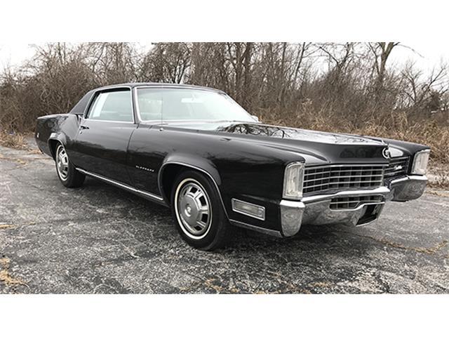 1968 Cadillac Eldorado | 950008