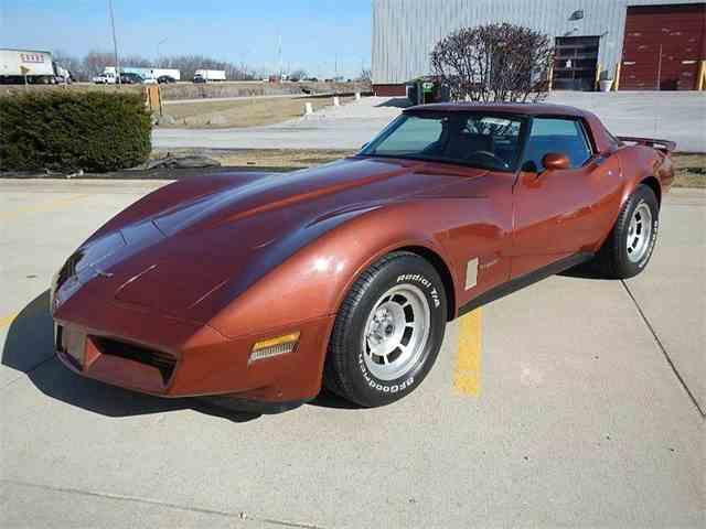 1981 Chevrolet Corvette | 950080