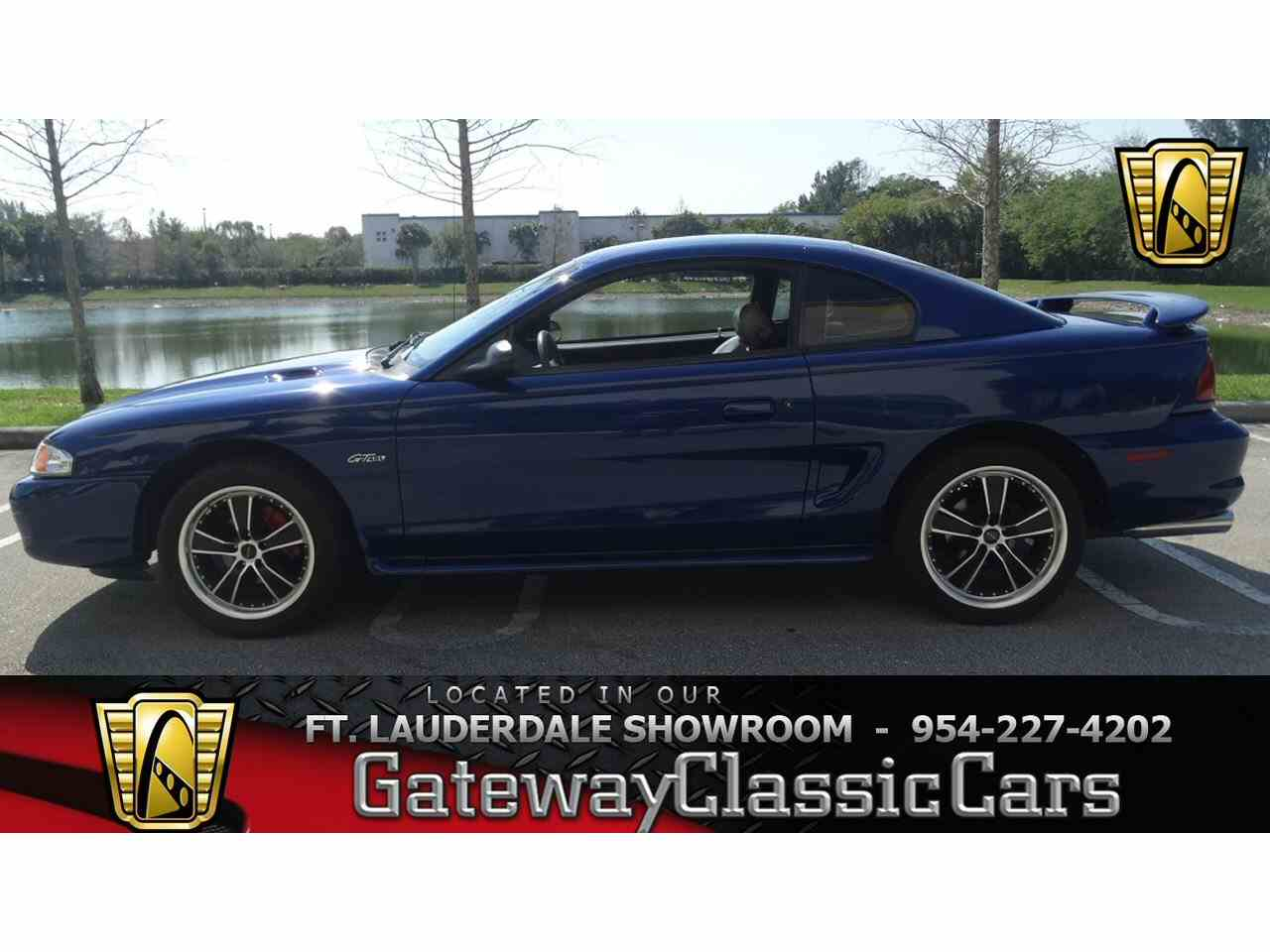 Large Picture of '96 Mustang - KJ79