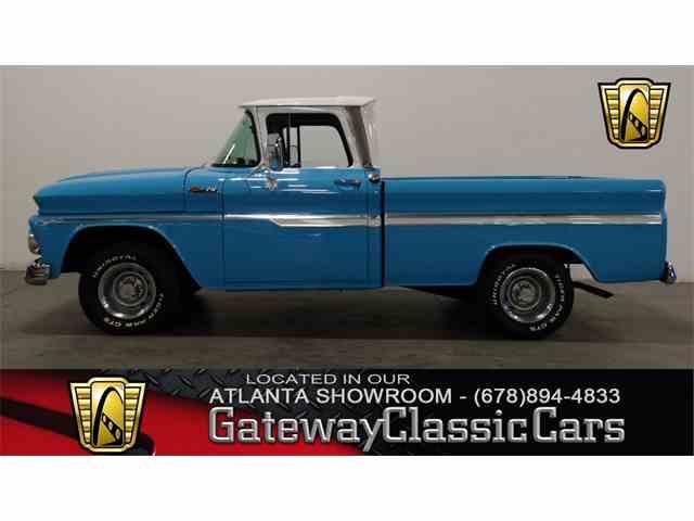 1962 Chevrolet C/K 10 | 958012