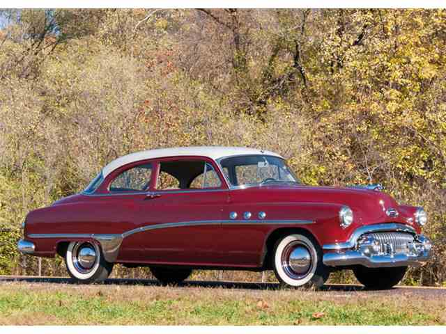 1951 Buick Special Deluxe | 958015