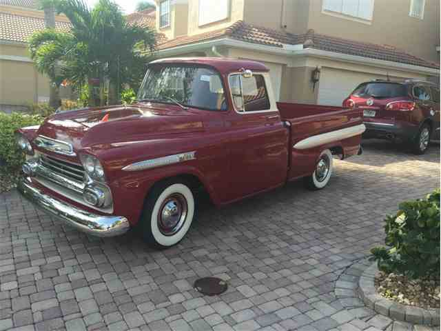 1959 Chevrolet Apache 3100 Series | 958018