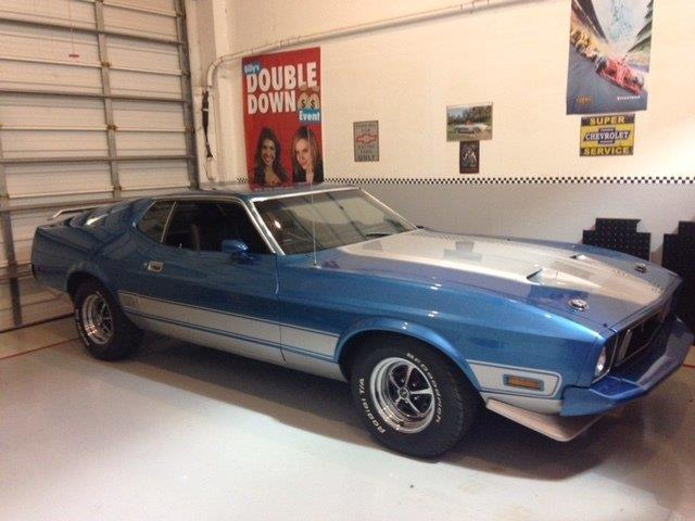 1973 Ford Mustang | 958021