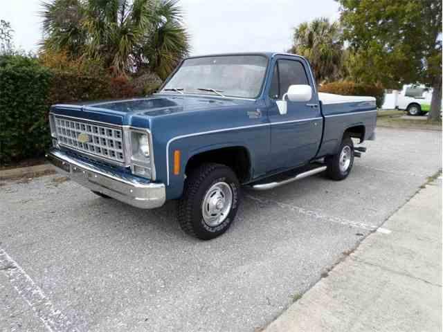 1980 Chevrolet K-10 Custom Deluxe | 958025