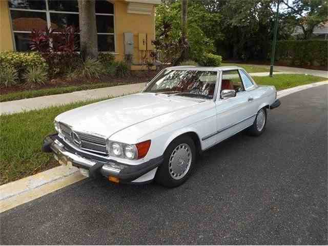 1988 Mercedes-Benz 560SL | 958027
