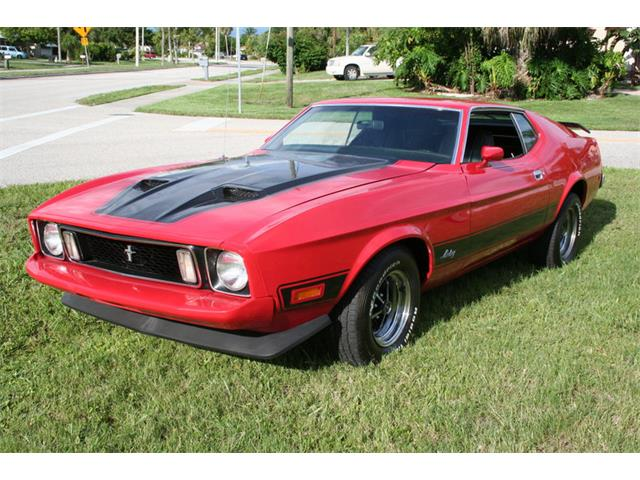 1973 Ford Mustang | 958030