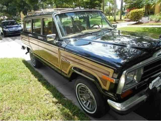 1988 Jeep Wagoneer | 958031