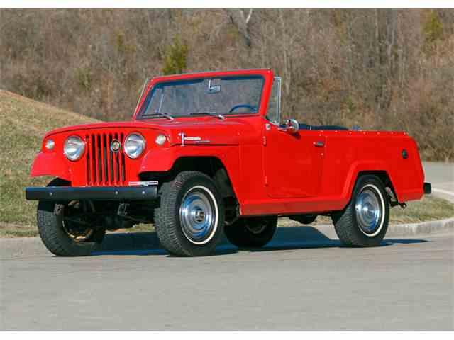 1969 Jeep Jeepster   958033