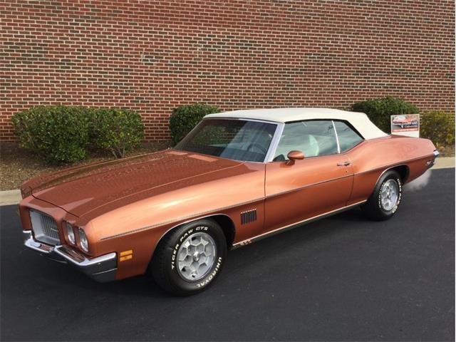 1971 Pontiac LeMans | 958037
