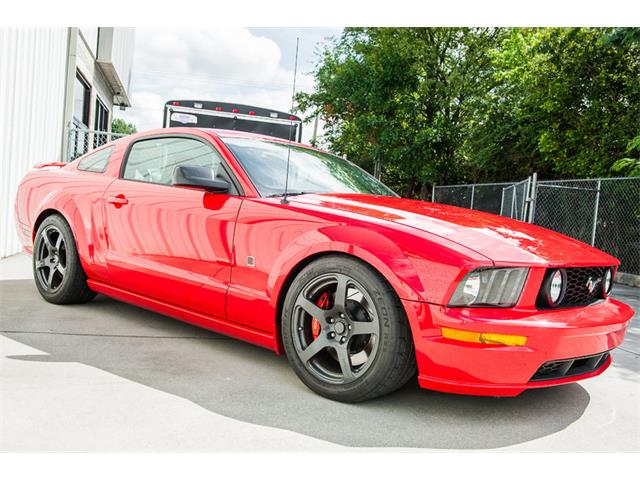 2009 Ford Mustang Roush P51 | 958039