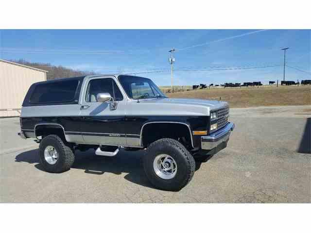 1989 Chevrolet Silverado Blazer | 958041
