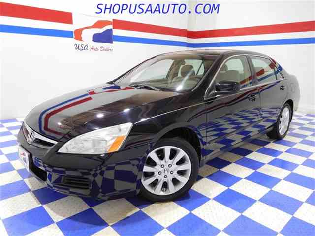 2007 Honda Accord   958042