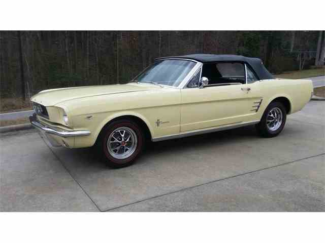 1966 Ford Mustang | 958045
