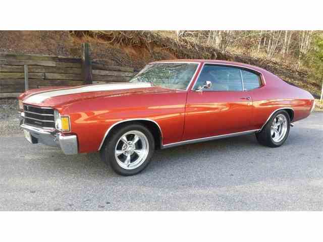 1972 Chevrolet Chevelle | 958046