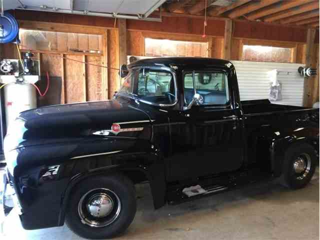 1956 Ford F100   958047